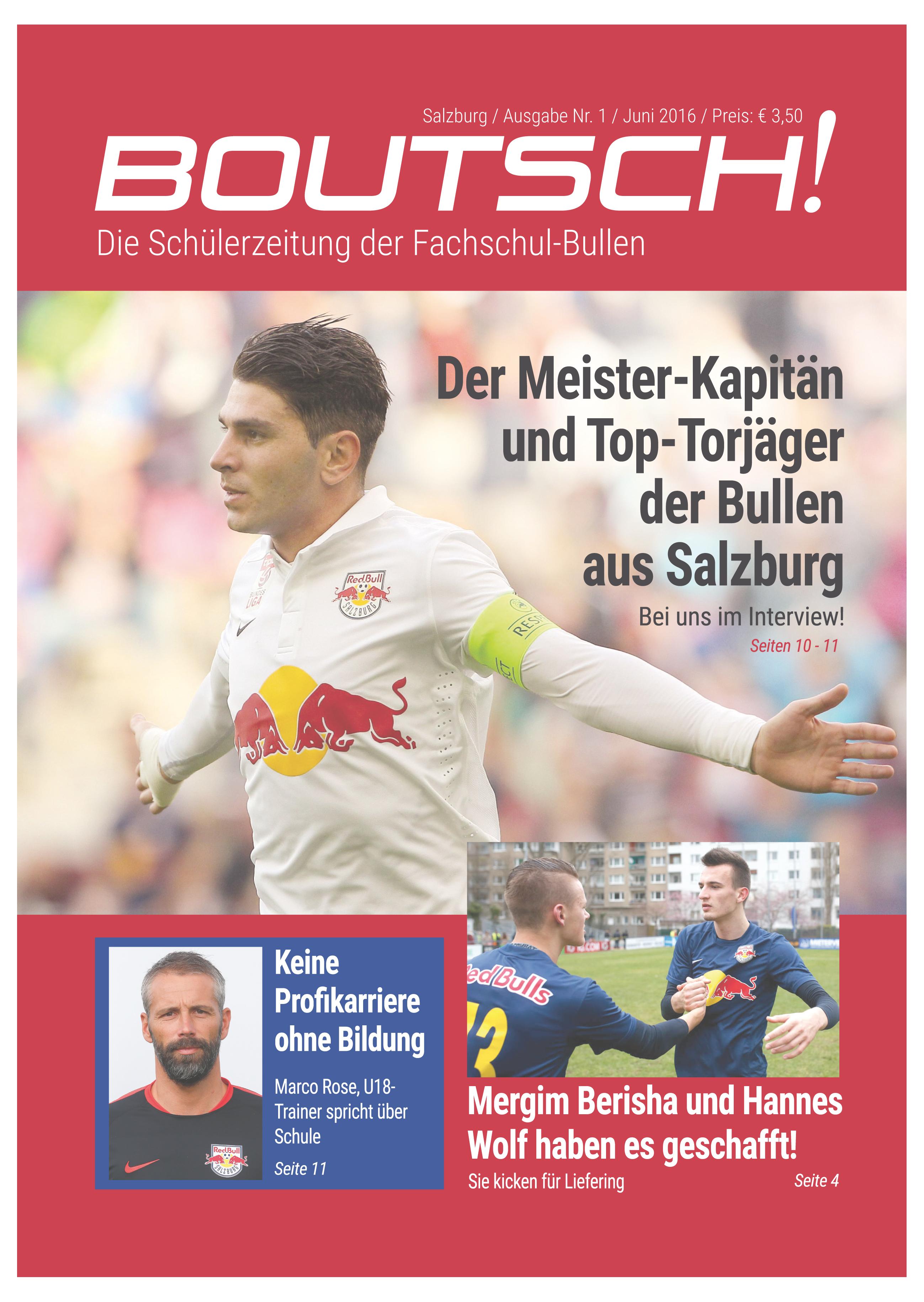 BOUTSCH! Magazin