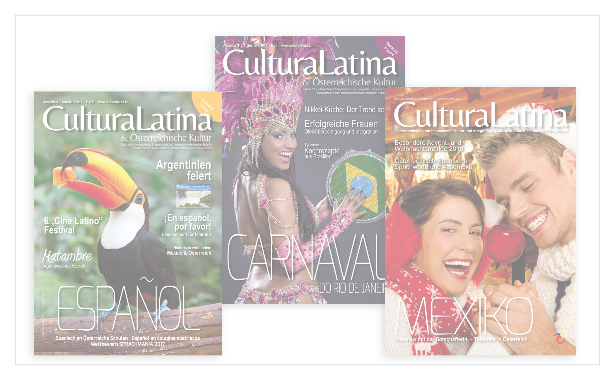 Magazin CulturaLatina