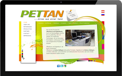 Website Pettan